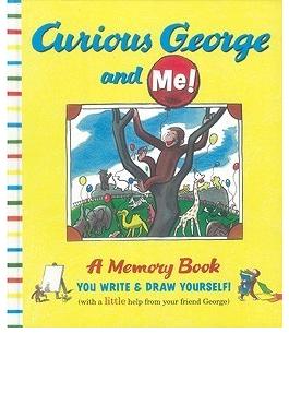 【アウトレットブック】Curious George and Me!