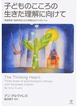 子どものこころの生きた理解に向けて 発達障害・被虐待児との心理療法の3つのレベル