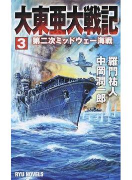 大東亜大戦記 3 第二次ミッドウェー海戦