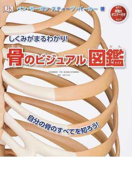 しくみがまるわかり!骨のビジュアル図鑑 自分の骨のすべてを知ろう!
