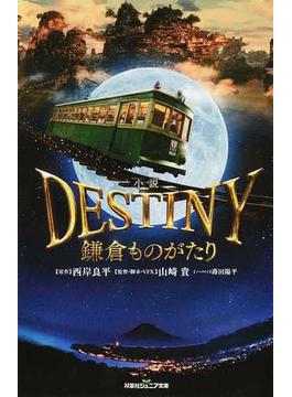 小説DESTINY鎌倉ものがたり(双葉社ジュニア文庫)