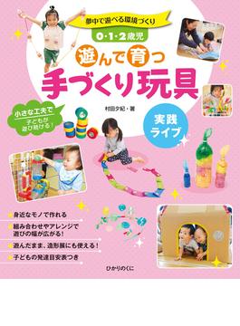 0・1・2歳児遊んで育つ手づくり玩具 実践ライブ 夢中で遊べる環境づくり 小さな工夫で子どもが遊び続ける!