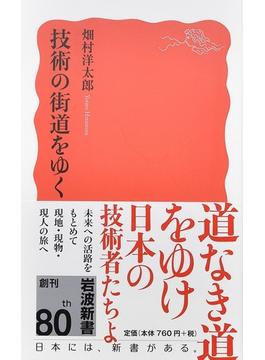技術の街道をゆく(岩波新書 新赤版)