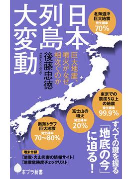 日本列島大変動 巨大地震、噴火がなぜ相次ぐのか(ポプラ新書)