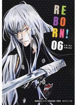 家庭教師ヒットマンREBORN! 06(集英社文庫コミック版)
