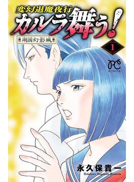 【全1-3セット】変幻退魔夜行 カルラ舞う! 湖国幻影城(ボニータコミックス)