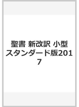 聖書 新改訳 小型スタンダード版2017