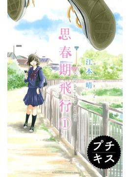 【1-5セット】思春期飛行 プチキス