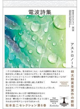 松本圭二セレクション 第6巻 電波詩集