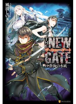 THE NEW GATE 蒼海の水底11(アルファポリス)