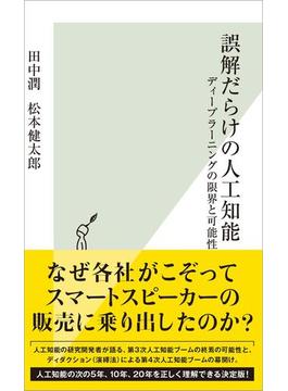 誤解だらけの人工知能~ディープラーニングの限界と可能性~(光文社新書)