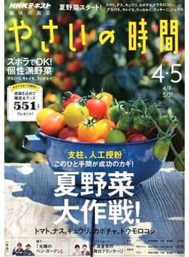 NHK 趣味の園芸 やさいの時間 2018年 04月号 [雑誌]