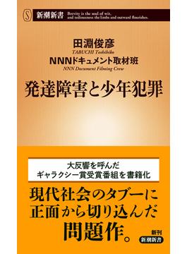 発達障害と少年犯罪(新潮新書)