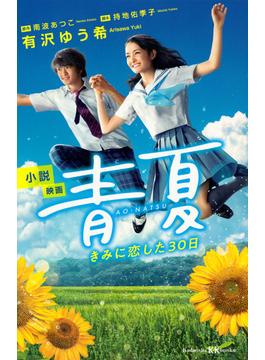 小説 映画 青夏 きみに恋した30日 (講談社KK文庫)