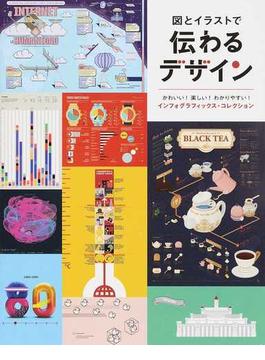 図とイラストで伝わるデザイン かわいい!楽しい!わかりやすい!インフォグラフィックス・コレクション