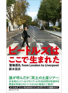 ビートルズはここで生まれた 聖地巡礼from London to Liverpool