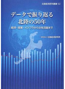 データで振り返る北陸の50年 経済・産業・インフラから女性活躍まで