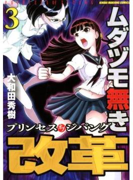 ムダヅモ無き改革 プリンセスオブジパング 3(近代麻雀コミックス)