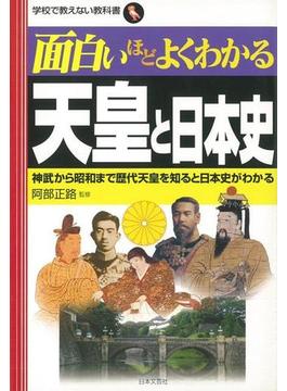 【アウトレットブック】面白いほどよくわかる天皇と日本史