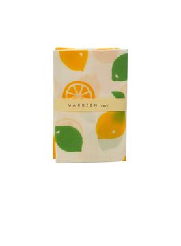 丸善×かまわぬ オリジナル手拭い レモン
