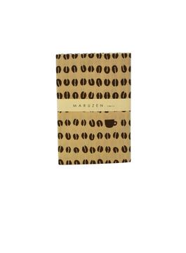 丸善×かまわぬ オリジナル手拭い 珈琲豆