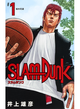 SLAM DUNK(愛蔵版コミックス) 6巻セット