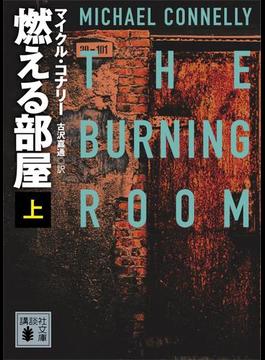 燃える部屋(上)(講談社文庫)