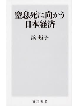 窒息死に向かう日本経済(角川新書)
