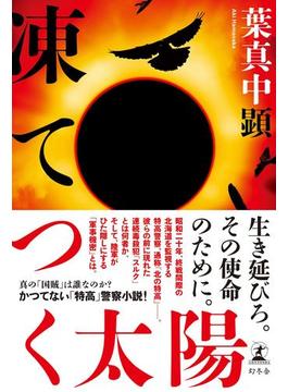 【期間限定価格】凍てつく太陽(幻冬舎単行本)