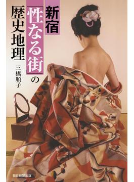 新宿「性なる街」の歴史地理(朝日選書)