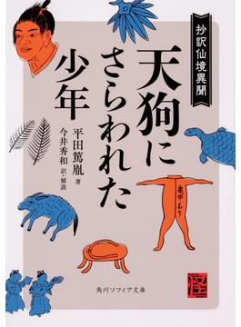 天狗にさらわれた少年 抄訳仙境異聞(角川ソフィア文庫)