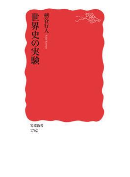 世界史の実験(岩波新書 新赤版)