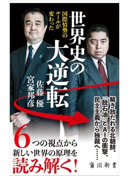 世界史の大逆転 国際情勢のルールが変わった(角川新書)