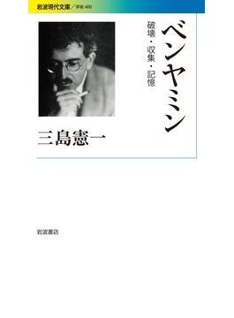 ベンヤミン 破壊・収集・記憶(岩波現代文庫)
