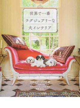 世界で一番ラグジュアリーな犬インテリア