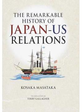 不思議の日米関係史 英文版