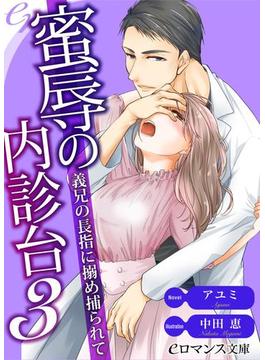 er-蜜辱の内診台3 義兄の長指に搦め捕られて(eロマンス文庫)