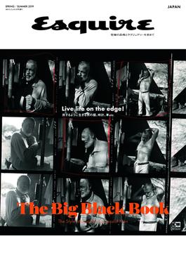 Esquire The BIG BLACK BOOK SPRING/SUMMER 2019 [雑誌]
