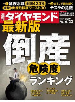 週刊ダイヤモンド  19年6月22日号(週刊ダイヤモンド)