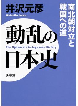 動乱の日本史 南北朝対立と戦国への道(角川文庫)
