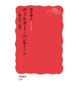 ヴァルター・ベンヤミン 闇を歩く批評(岩波新書 新赤版)
