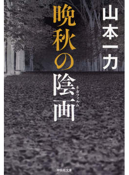 晩秋の陰画(祥伝社文庫)