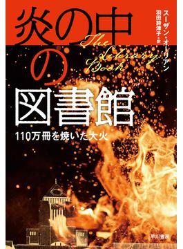 炎の中の図書館