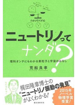 【アウトレットブック】ニュートリノってナンダ?