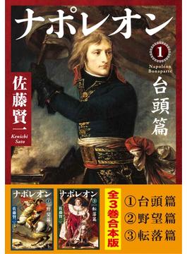 合本版 ナポレオン(全3巻)(集英社文芸単行本)