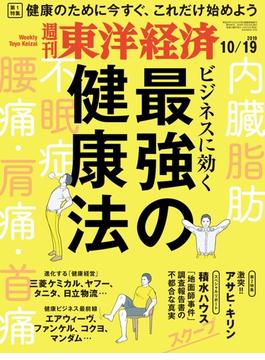 週刊東洋経済2019年10月19日号(週刊東洋経済)