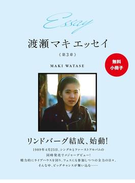 【無料小冊子】Essay 渡瀬マキ エッセイ 第3章