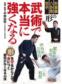 DVD 武術で本当に強くなる 形意拳、八卦掌、空手の形