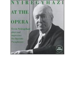 Nyiregyhazi At The Opera: Nyiregyhazi