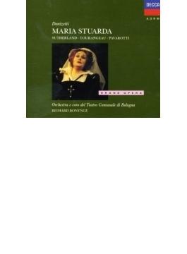 Maria Stuarda: Bonynge / Bologna Teatro Comunale Sutherland Tourangeau Pavarotti